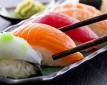 comida japonesa embarazo