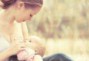 Relación entre dos hormonas de la leche materna y el sobrepeso - materna