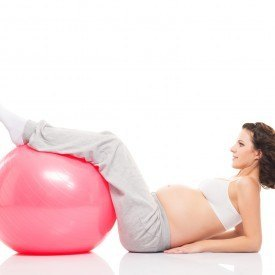 ejercicios saludables en el embarazo