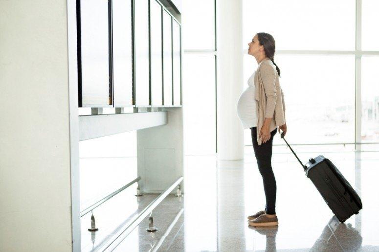 Embarazo y los nuevos controles de seguridad en aeropuertos - Matterna