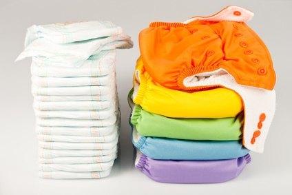 Pañales de teña y pañales lavables - Matterna
